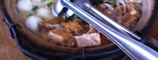 Tao Xiang Fish Noodles Bak Kut Teh is one of Cheap eats in KL.