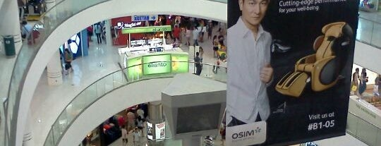 Tampines Mall is one of Simply Singapore.