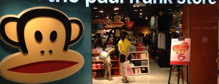 The Paul Frank Store is one of singapore.