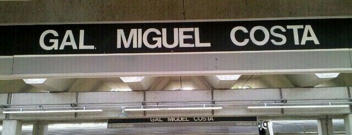 Estação General Miguel Costa (CPTM) is one of Transporte.