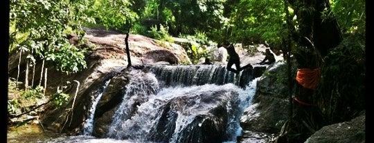 Kao Chun Waterfall is one of My TripS :).
