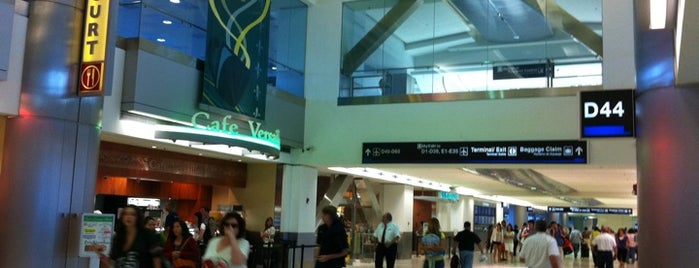 Miami International Airport (MIA) is one of When in Miami....
