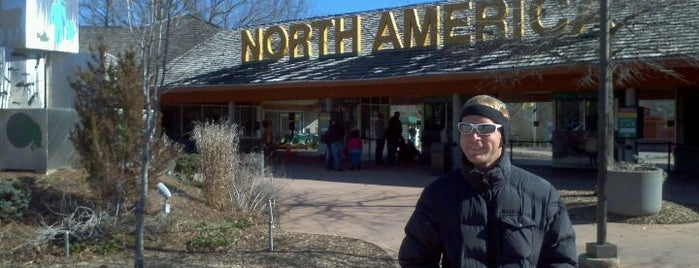 NC Zoo: North America is one of Gary's List.