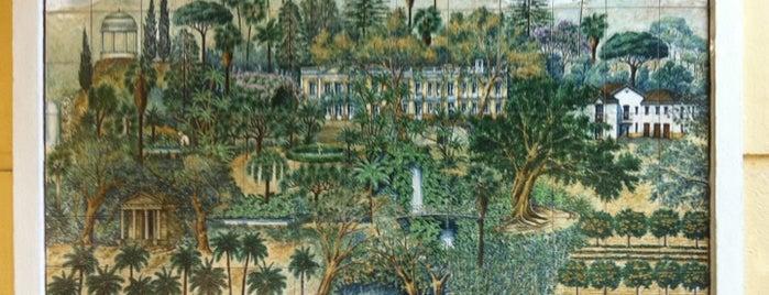 Jardín Botánico La Concepción is one of 101 cosas que ver en Andalucía antes de morir.