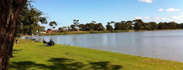 Cherry Lake is one of Quintessential Melbourne.
