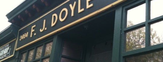 Doyle's Cafe is one of Best Bars in the U.S..
