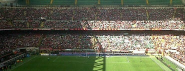 "Stadio San Siro ""Giuseppe Meazza"" is one of Football Stadiums to visit before I die."