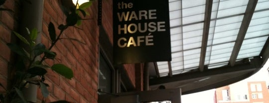 The Warehouse Cafe is one of Guide to Jersey City's best spots.