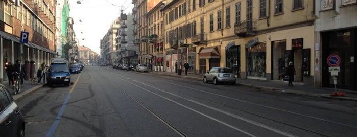 Corso Vercelli is one of Milan City Badge - Milano da bere.