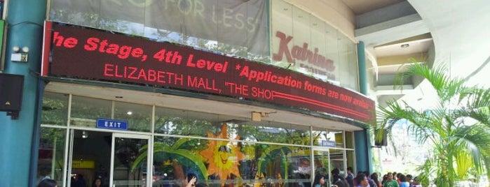 Elizabeth Mall is one of Certified Cebu.
