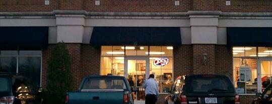 Must-visit Fast Food Restaurants in Mooresville