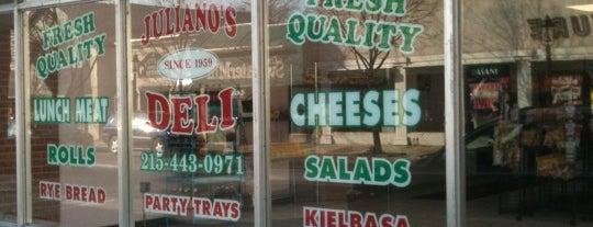 Juliano's Deli is one of Eats.