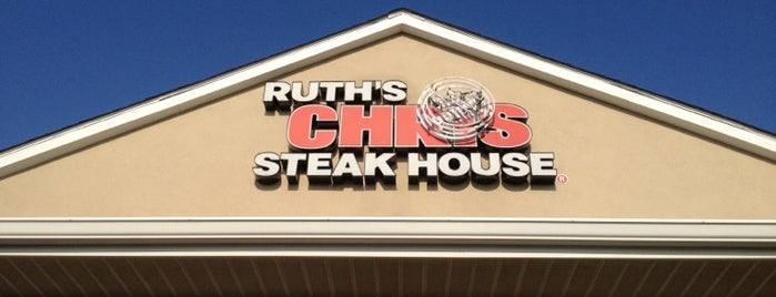Ruth's Chris Steak House - CLOSED is one of The Buckeye Bucket List.