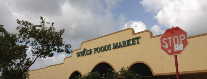 Whole Foods Market is one of Florida Favorite *Eats & Treats*.