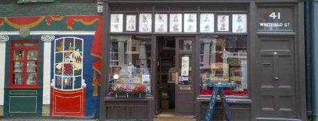 Pollock's Toy Museum & Toy Shop is one of #OURLDN - W1.