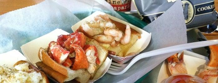 Luke's Lobster UES is one of NYC Food.