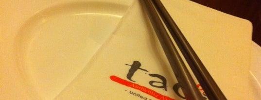 道 Tao Authentic Asian Cuisine is one of Top 10 dinner spots in Pulau Pinang, Malaysia.