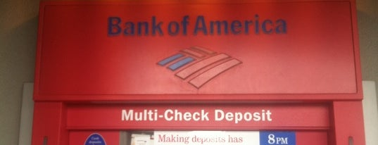 Bank Of America is one of Bank of america.
