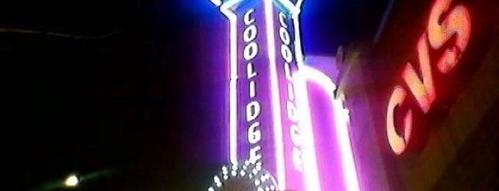 Coolidge Corner Theatre is one of BUcket List.