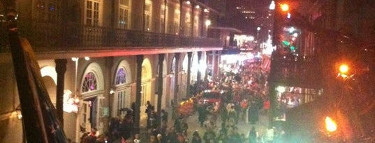 Bourbon Pub & Parade is one of New Orleans City Badge - The Big Easy.