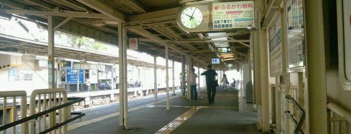 Obayashi Station (HK26) is one of 阪急今津線.