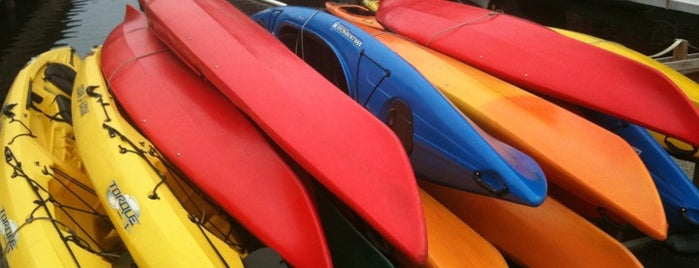 Charles River Canoe & Kayak is one of Things to Do.