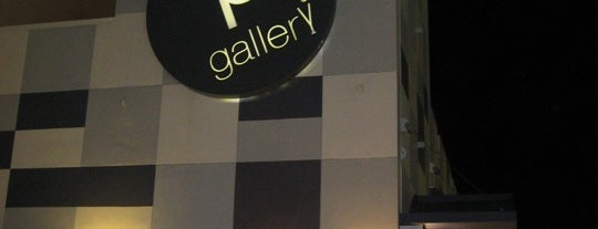 Pop Gallery is one of Downtown Disney.