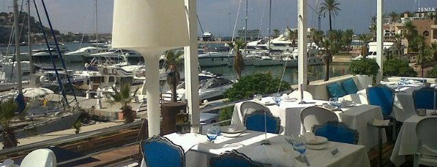 Agua de Mar is one of Restaurantes.