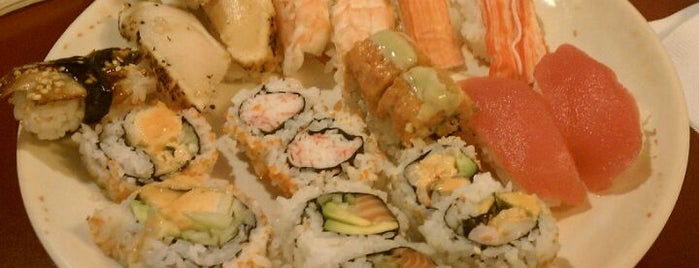 Tokyo Sushi Buffet is one of PittsburghLove.