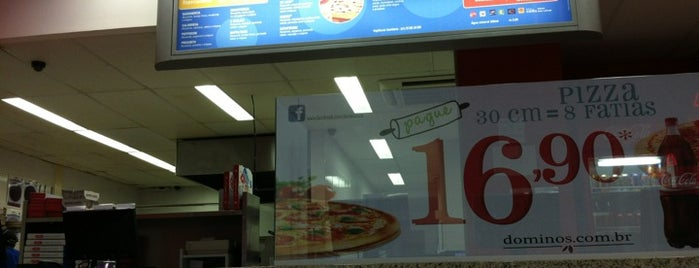 Domino's Pizza is one of Favorite restaurants.
