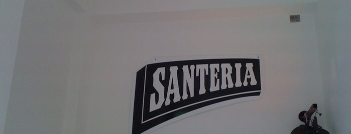 Santeria is one of Work, Foodie & similar.