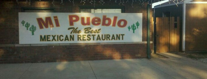 Mi Pueblo VI is one of 20 favorite restaurants.