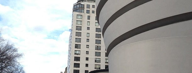 Solomon R. Guggenheim Museum is one of NYC.
