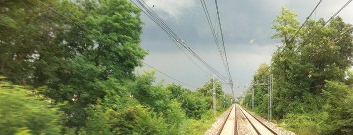 Stazione Cavaria-Oggiona-Jerago is one of Linee S e Passante Ferroviario di Milano.