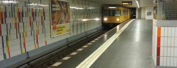 U Paradestraße is one of U-Bahn Berlin.