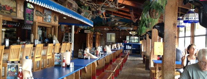 Phillippi Creek Village Restaurant & Oyster Bar is one of Must-see seafood places in Sarasota, FL.