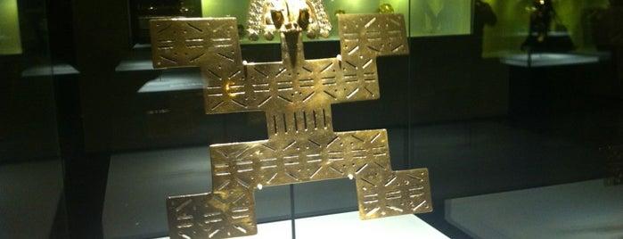 Museo del Oro del Banco de la República is one of Lugares en Colombia!!!! :D.