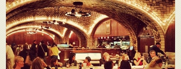 Grand Central Oyster Bar is one of Gourmet.