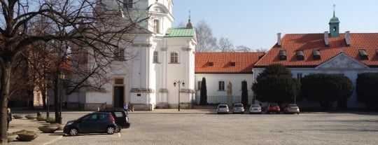 Rynek Nowego Miasta is one of StorefrontSticker #4sqCities: Warsaw.