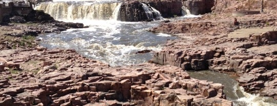 Falls Park is one of Sioux Falls' Top 50.