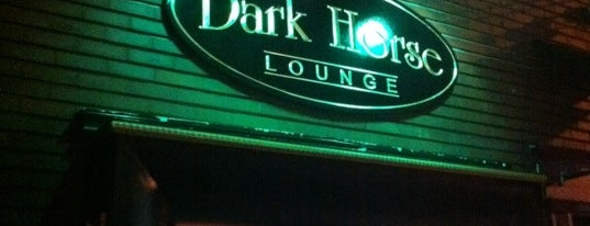 Dark Horse Lounge is one of Nightlife.