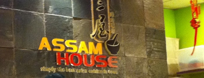 Assam House Restaurant (亚三屋美食坊) is one of Jalan Jalan Ipoh Eatery.