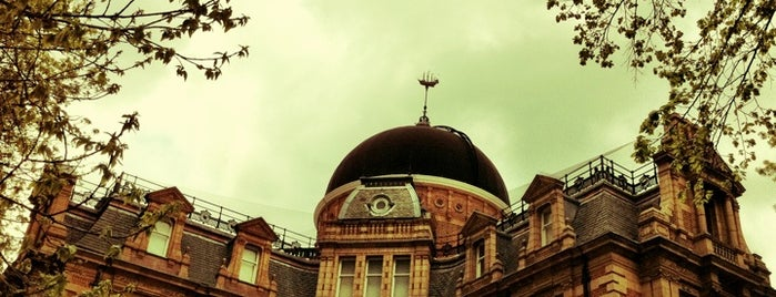 Royal Observatory is one of (anything) in London.
