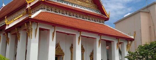 Bangkok National Museum is one of Visit: FindYourWayInBangkok.