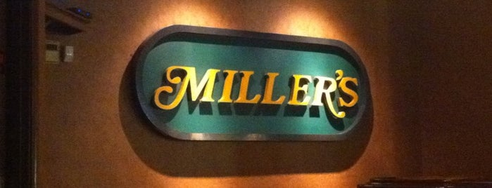 Miller's Bar is one of Good eats.