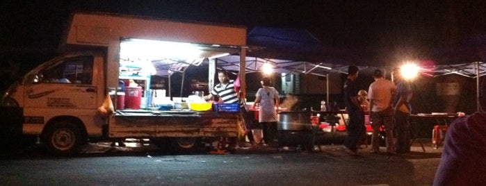 Char Kuey Tiaw Pucuk Paku is one of NFS Lepaking Tour.