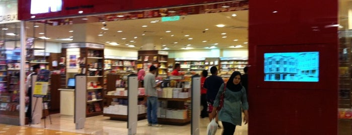MPH Bookstores is one of All-time favorites in Malaysia.