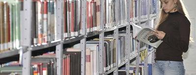 FSG   Biblioteca is one of Cidade FSG.
