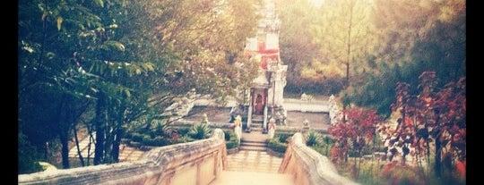 พระธาตุดอยอ่างขาง is one of Chaing Mai (เชียงใหม่).