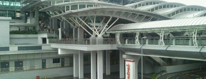 Sultan Iskandar CIQ Complex (Johor Bahru Checkpoint) is one of Shopping Paradise.